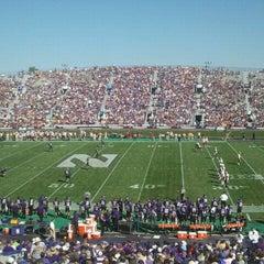 Photo taken at Ryan Field by Jeff L. on 9/15/2012