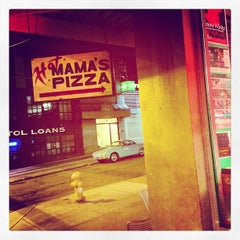 Photo taken at Hot Mama's Pizza by Jonathan I. on 10/26/2012