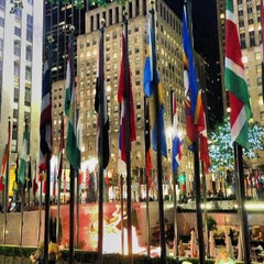 Photo taken at Rockefeller Center by Alejandro R. on 6/22/2013