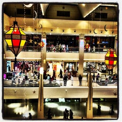 Photo taken at Dolmen Mall Clifton by Taha D. on 7/21/2013