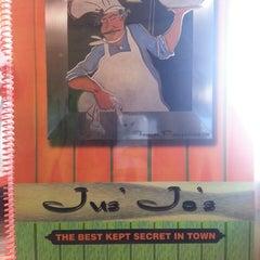 Photo taken at Jus' Jo's Country Kitchen by Ekaterina V. on 5/6/2013