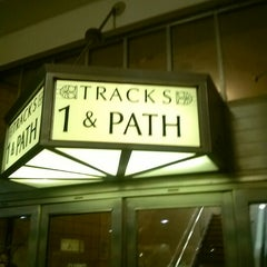 Photo taken at Newark PATH Station by JC D. on 2/10/2013