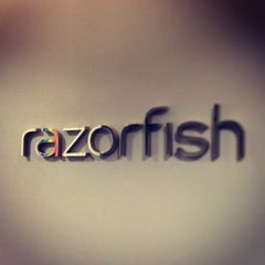 Photo taken at Razorfish by Abby H. on 6/26/2013