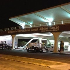 Photo taken at Aeropuerto Internacional de Tuxtla Gutierrez Ángel Albino Corzo (TGZ) by Edgar M. on 4/1/2013
