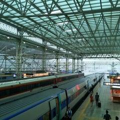 Photo taken at 서울역 (Seoul Station - KTX/Korail) by Jeonghwan S. on 7/8/2013