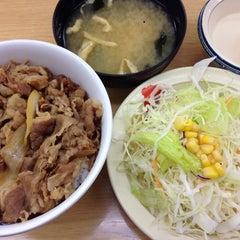 Photo taken at 松屋 高田馬場店 by Osamu K. on 4/20/2014