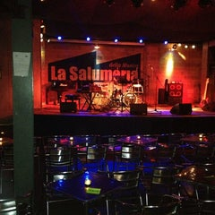 Photo taken at La Salumeria della Musica by Paolo C. on 2/23/2013