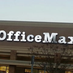 Photo taken at OfficeMax by Wendy B. on 1/17/2013