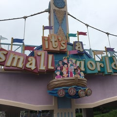 Photo taken at It's a Small World 小小世界 by chan g. on 8/30/2015