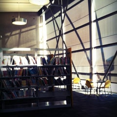 Photo taken at Juniper Library by Shana T. on 12/19/2012