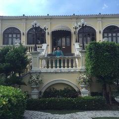 Photo taken at Praya Palazzo (พระยา พาลาซโซ) by Poupée P. on 9/26/2015