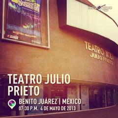 Photo taken at Teatro Julio Prieto by Eduardo C. on 5/5/2013