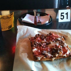Photo taken at Northside Nathan's Pizza by Remo H. on 5/11/2014