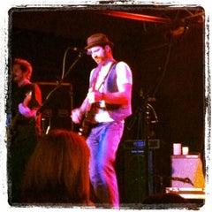 Photo taken at Brighton Music Hall by Stephanie K. on 11/5/2012
