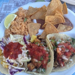 Photo taken at Pinches Tacos by Chris L. on 9/16/2012