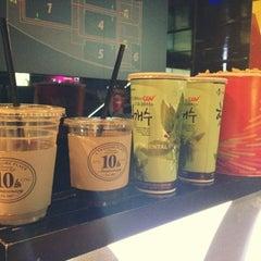Photo taken at CGV 송파 by Jung Eun N. on 10/28/2012
