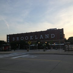 Photo taken at Brookland-CUA Metro Station by Nicole N. on 5/18/2013