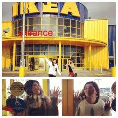 Photo taken at IKEA Elizabeth by Nadine P. on 1/2/2013