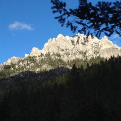 Photo taken at Castle Crags State Park by Jen M. on 11/19/2015