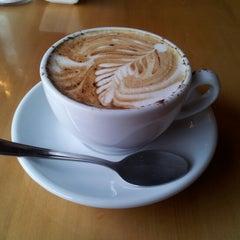 Photo taken at El Barista Caffé by Daniel A. on 12/13/2012