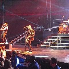 Photo taken at Mohegan Sun Arena by Donny V. on 5/4/2013