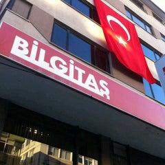 Photo taken at Bilgitaş by Deniz K. on 11/6/2015