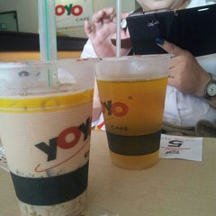 Photo taken at Yoyo Cafe by Michy F. on 5/5/2013