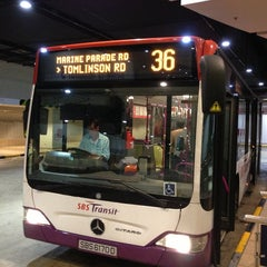 Photo taken at SBS Transit: Bus 36 by 9VSKA on 9/9/2013