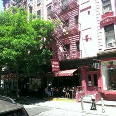 Photo taken at Borgia II Cafe by Brian K. on 6/8/2014
