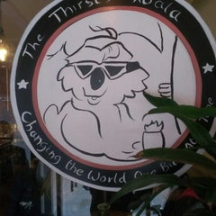 Photo taken at The Thirsty Koala by Brian K. on 2/23/2013