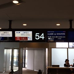 Photo taken at NRT - GATE 53 (Terminal 1) by Jiro Y. on 12/20/2013