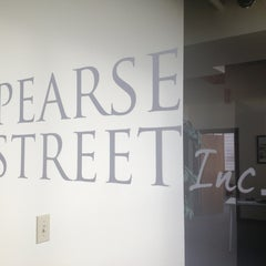 Photo taken at Pearse Street, Inc. by Derek H. on 12/19/2012