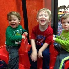 Photo taken at Krazy Kids by Chris F. on 2/1/2015