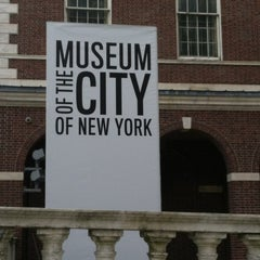 Photo taken at Museum of the City of New York by Jessie L. on 2/6/2013