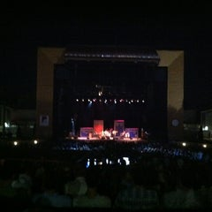 Photo taken at Tuscaloosa Amphitheater by Mallory L. on 10/26/2012