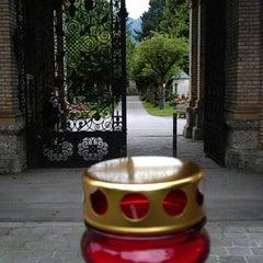 Photo taken at Kommunalfriedhof by Sergej on 7/28/2015