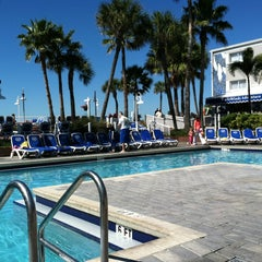 Photo taken at TradeWinds Island Resorts by Danielle K. on 3/4/2013