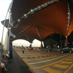 Photo taken at Kuala Lumpur International Airport (KUL) by Felipe B. on 6/20/2013
