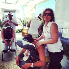 Photo taken at Food Network South Beach Wine & Food Festival by Kara F. on 2/24/2013