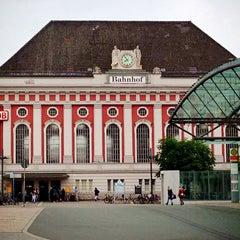 Photo taken at Bahnhof Hamm (Westfalen) by ☀️ Dagger on 6/16/2013