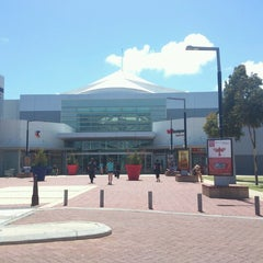 Photo taken at Lakeside Joondalup Shopping Centre by Taira C. on 10/3/2012