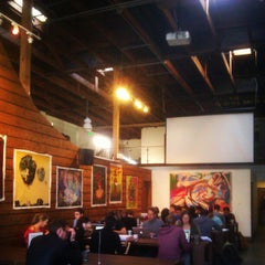 Photo taken at 780 Café by Bruce R. on 12/9/2012
