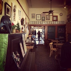 Photo taken at Linnaea's Cafe by Winnie L. on 12/28/2013