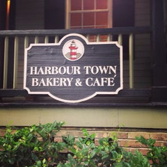 Photo taken at Harbour Town Bakery And Cafe by Chris W. on 7/6/2014