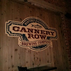 Photo taken at Cannery Row Brewing Company by Matt D. on 4/20/2013