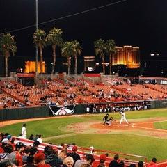 Photo taken at Earl E. Wilson Baseball Stadium by Shaun M. on 2/15/2014