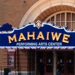 Photo taken at The Mahaiwe Performing Arts Center by Ken K. on 5/3/2014