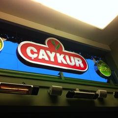 Photo taken at Çaykur Çay Evi by Aysun D. on 1/1/2013