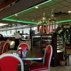 Photo taken at Four Star Diner by Charles D. on 2/2/2013