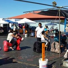 Photo taken at Oakland Coliseum Flea Market by carolina on 9/15/2013